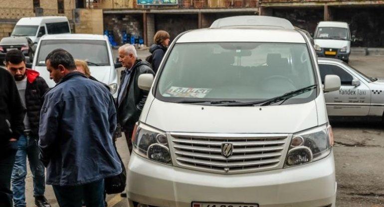 SON DƏQİQƏ: Ermənistanda qarşıdurma - İNSANLAR TAKSİLƏRDƏN DÜŞÜRÜLÜR VƏ...