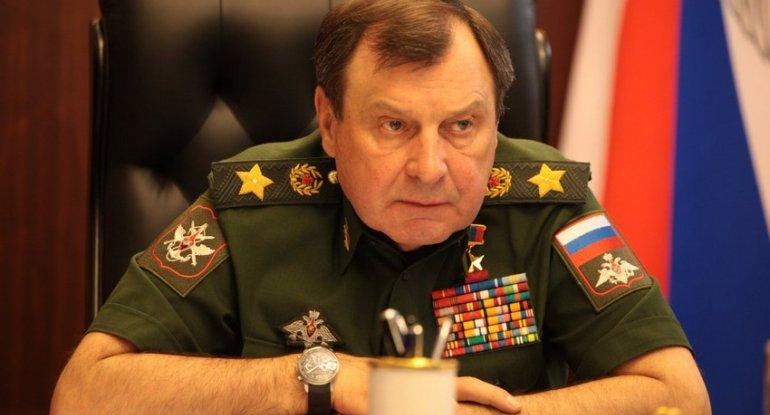 Rusiya müdafiə nazirinin müavini Qarabağa gəlib