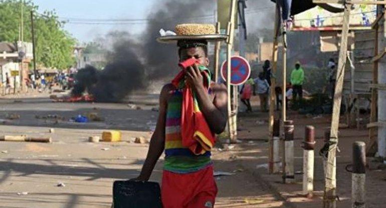 Nigerdə dövlət çevrilişinin qarşısı alınıb