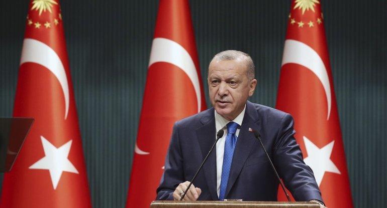 Ərdoğan Azərbaycanla əməkdaşlığa dair mühüm saziş təsdiqlədi