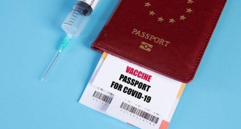Səyahət üçün peyvənd pasportu tələb olunacaq? - ÜST-dən AÇIQLAMA