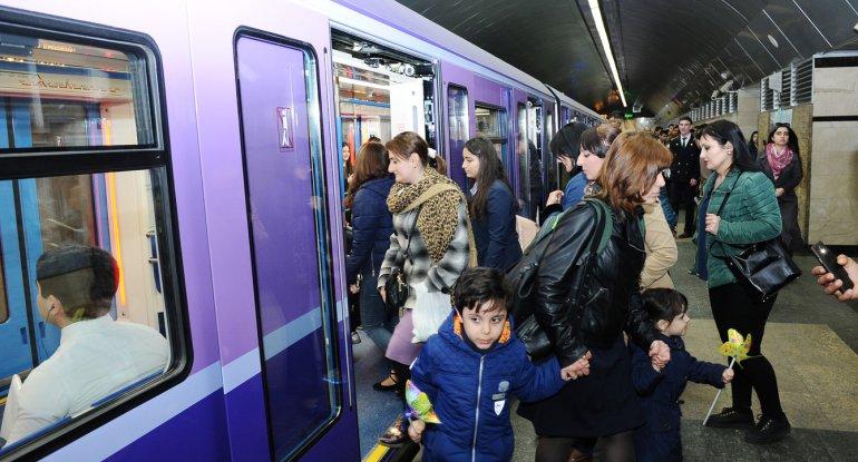 Metro açılandan sonra gediş haqqı artırılacaq? - Suala aydınlıq gətirildi