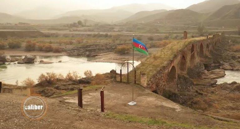 """""""Caliber"""": Ermənistanın İrandan ayrılma qorxusu - VİDEO"""