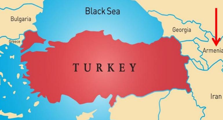 """""""Akıncı"""" teleserialındakı Azərbaycan xəritəsi ilə bağlı AÇIQLAMA"""