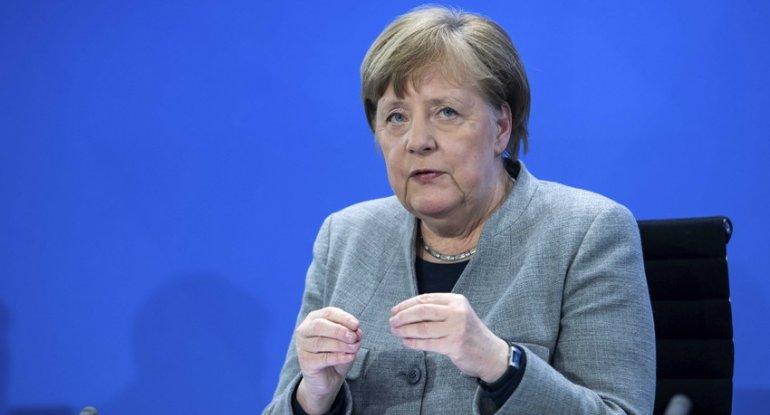 """Angela Merkeldən Qarabağ açıqlaması: """"Dövlətlərin suverenliyi və ərazi bütövlüyünə hörmət olunmalıdır"""""""