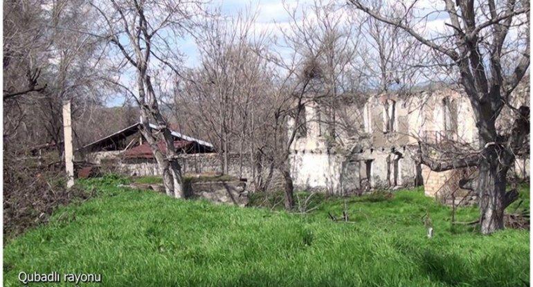 Qubadlının Ulaşlı kəndinin görüntüləri - VİDEO