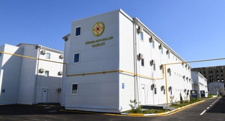 FHN-in Modul Tipli Hospitalının baş həkimi həbs edildi - SON DƏQİQƏ