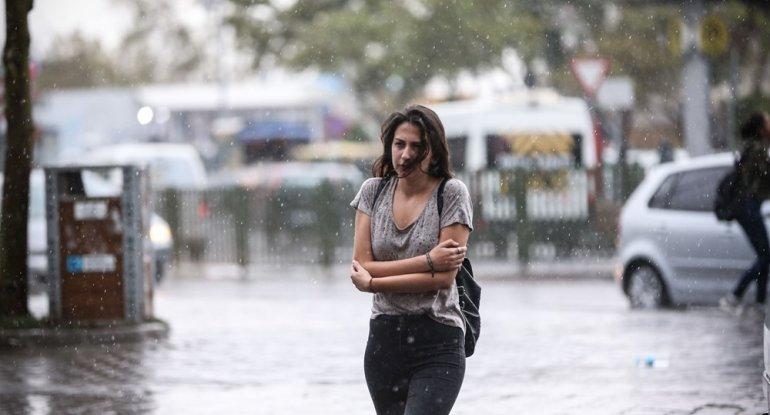 Yağış yağacaq, külək əsəcək - SABAHIN HAVASI