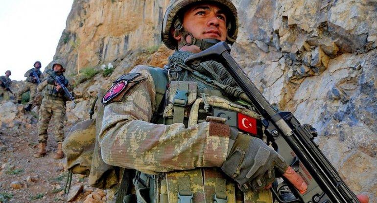 Türkiyə ordusundan PKK-ya ağır ZƏRBƏ