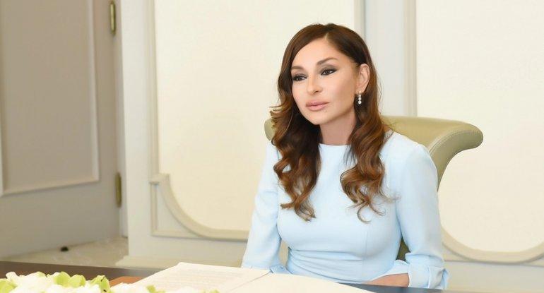 Mehriban Əliyeva xristian icmasını Pasxa bayramı münasibətilə təbrik edib