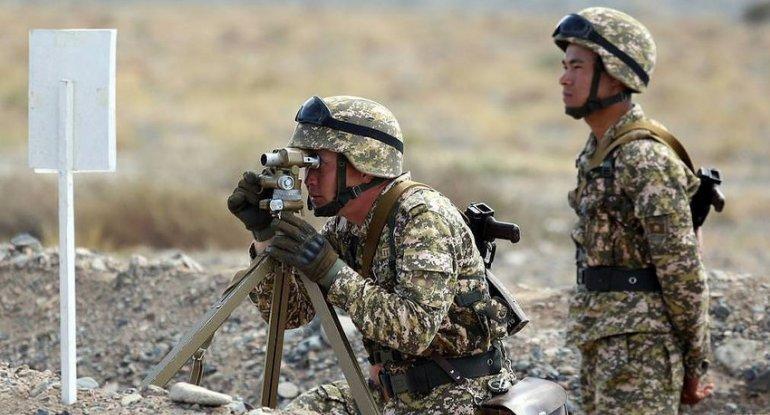 Qırğızıstan və Tacikistan qoşunların sərhəddən çıxarılmasını başa çatdırdı