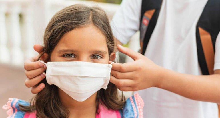 Koronavirusa yoluxanların neçə faizi uşaqlardır?