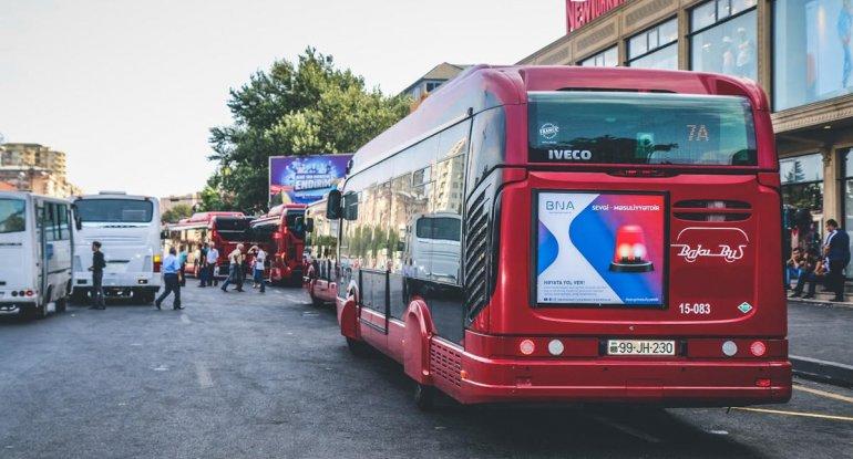 Deputat: Həftəsonları və tətil günləri avtobuslar işləsin