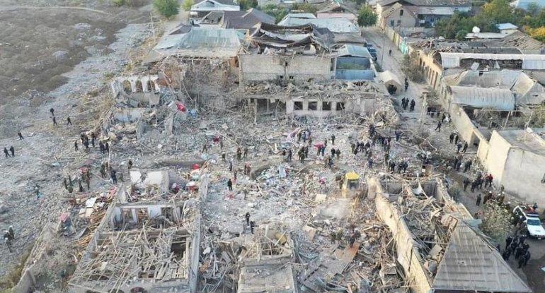 Hesabat: Müharibə dövründə Ermənistan beynəlxalq humanitar hüququn normalarını kobud şəkildə pozub