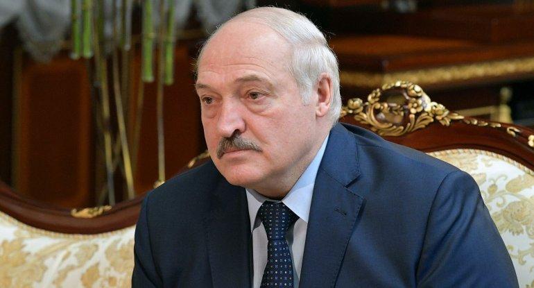 Lukaşenkodan fərman: Prezident öldürülərsə...