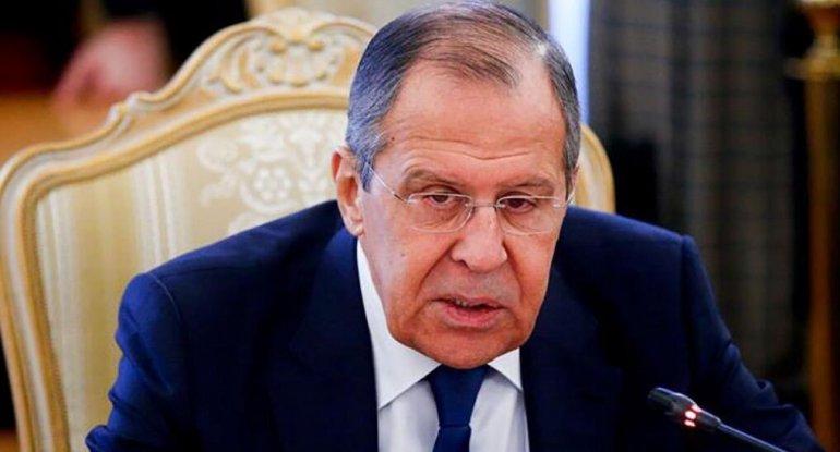 Lavrov Bakıda Ermənistanı qınadı