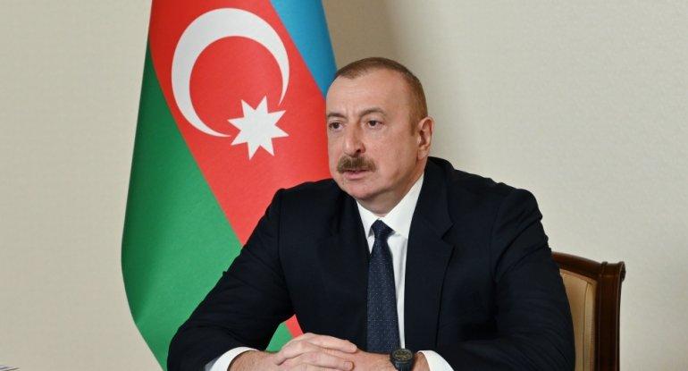 """""""Bizdə olan bütün hərbi əsirləri vermişik"""" - İlham Əliyev"""