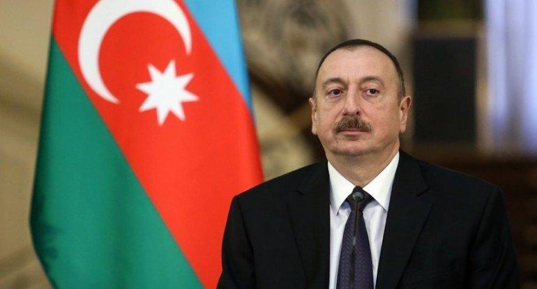 Prezident Ramazan bayramı münasibətilə Azərbaycan xalqını təbrik edib