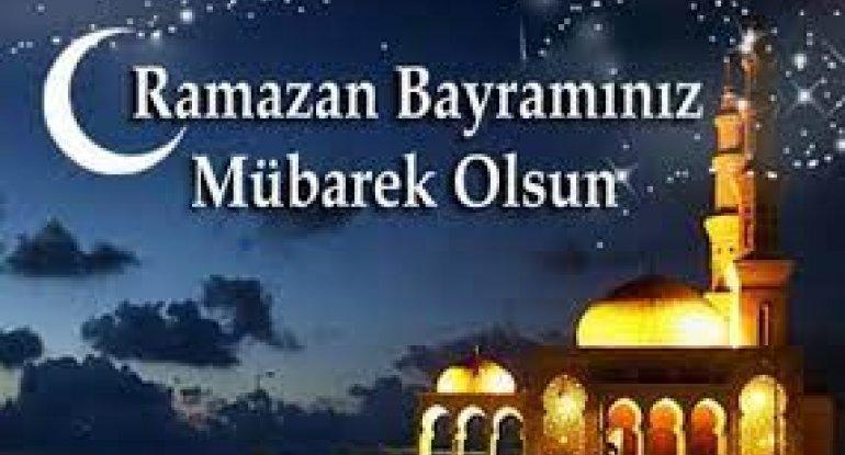 Azərbaycanda Ramazan bayramı qeyd olunur