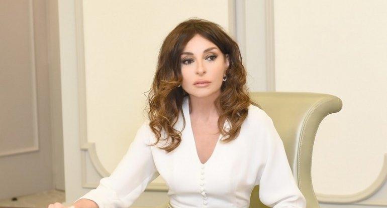 Mehriban Əliyeva Ramazan bayramı münasibətilə Şuşadan Azərbaycan xalqını təbrik edib