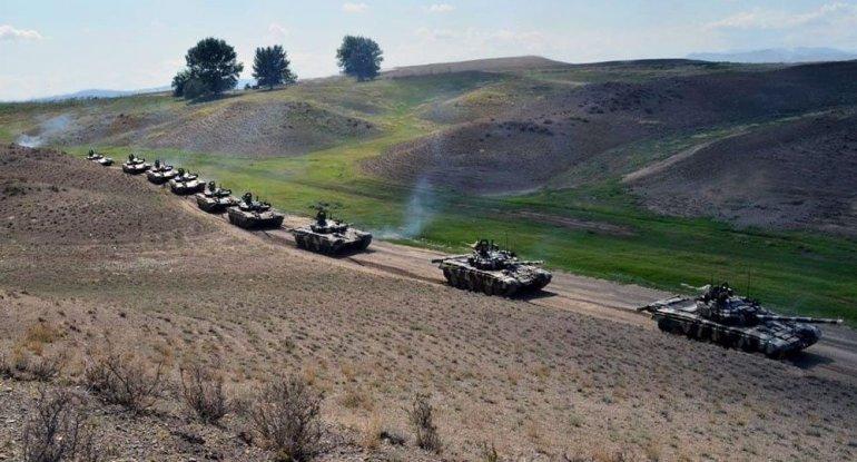 Naxçıvan Qarnizonu Qoşunlarında sabahdan komanda-qərargah təlimi başlayır