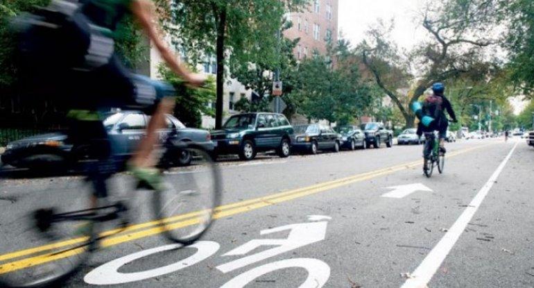 Bakıda velosiped yolunun uzunluğu 250 kilometrə çatdırılacaq