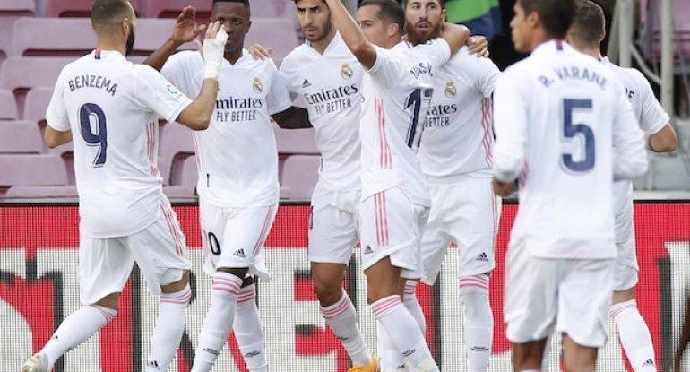 """""""Real"""" 10 futbolçusu ilə vidalaşır - ADLAR"""