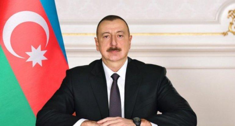 """İlham Əliyev: """"BMT qətnamələrinin icrasında selektiv yanaşmanın qurbanı olm ..."""
