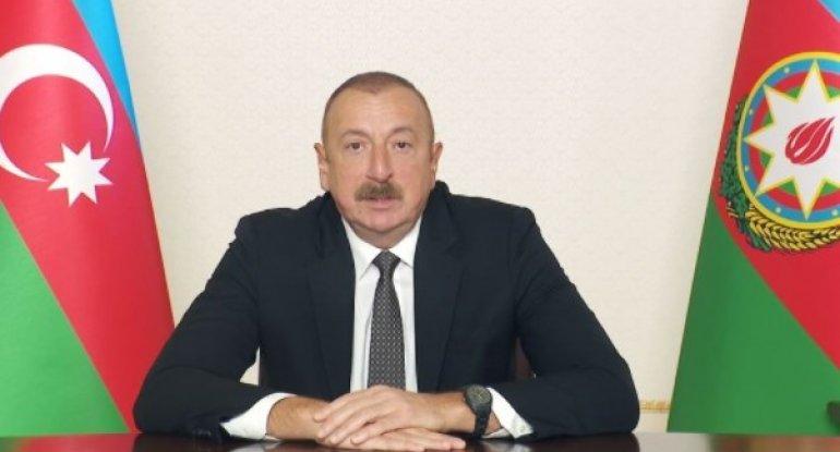 Prezident İlham Əliyev: Bu gün yəqin ki, Ermənistan üçün həqiqətən müstəqil ...