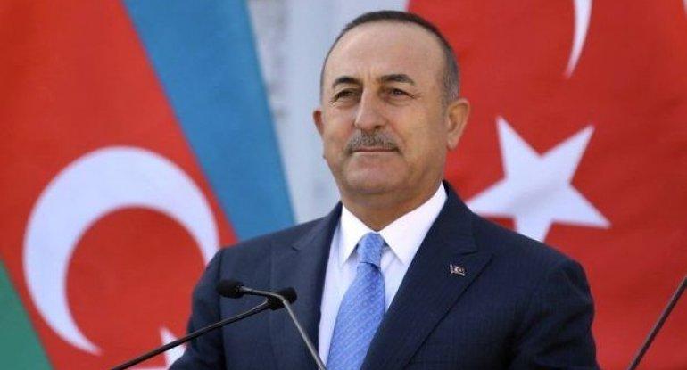"""Mövlud Çavuşoğlu: """"Hər zaman qardaş Azərbaycanın yanında olduq və olacağıq"""" ..."""