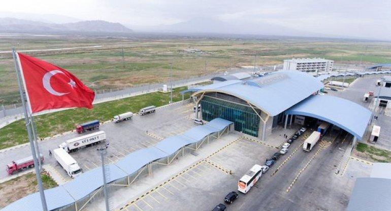 Türkiyə-Naxçıvan quru yolu bağlandı - VİDEO