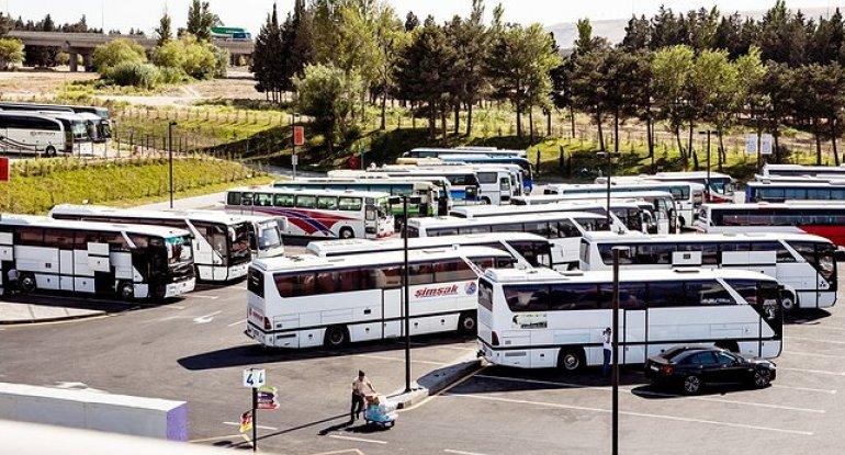 Rayonlara avtobuslara gedənlərdən COVID pasportu tələb olunacaq? - AÇIQLAMA