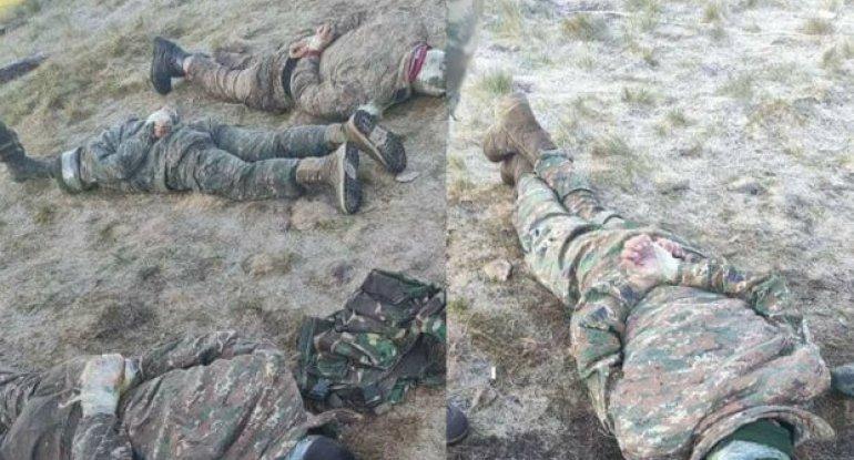 Ermənistan MN altı erməni terroçunun zərərsizləşdirildiyini təsdiqlədi