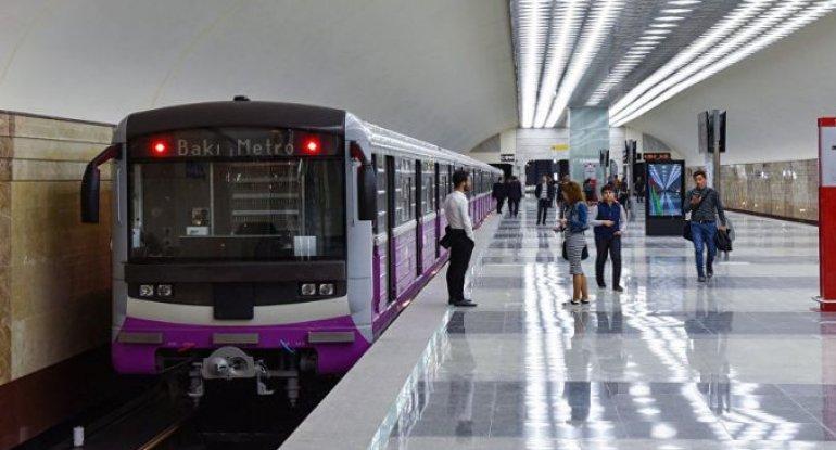 Bakı metrosu bu saatlarda fəaliyyət göstərəcək - QAYDALAR