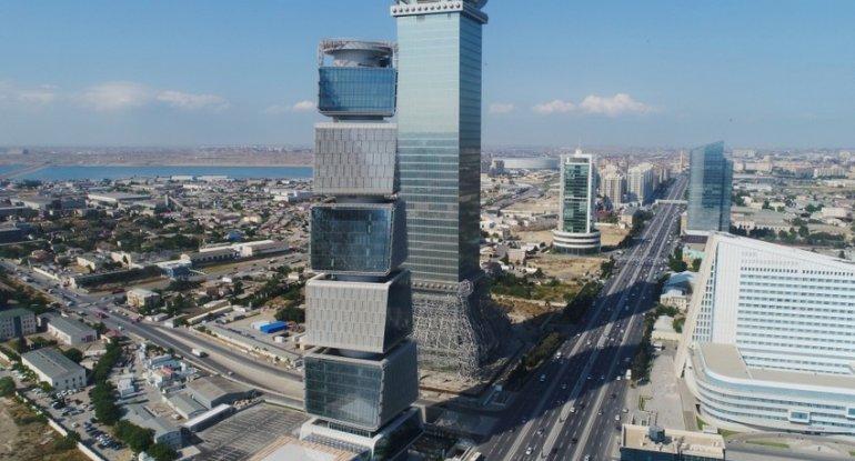 İlham Əliyev İqtisadiyyat Nazirliyinin yeni binasının açılışında iştirak edib  - FOTO