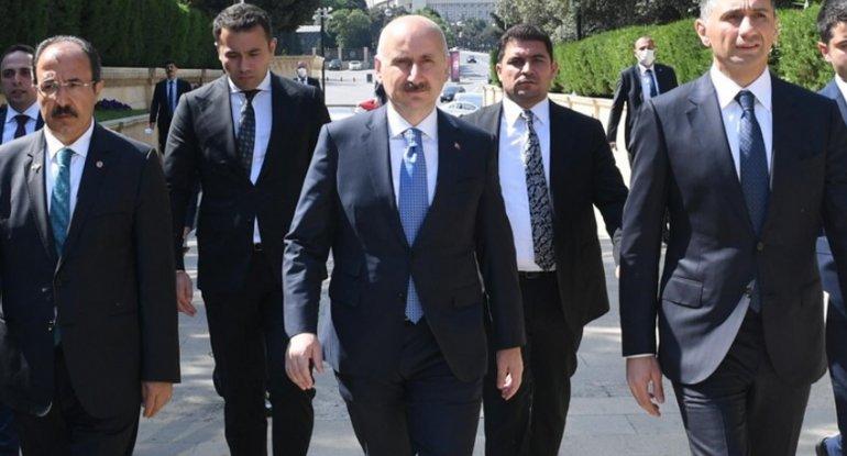 """Türkiyəli nazir: """"Qarabağın inkişafı üçün Azərbaycanla birlikdə işləyəcəyik"""""""