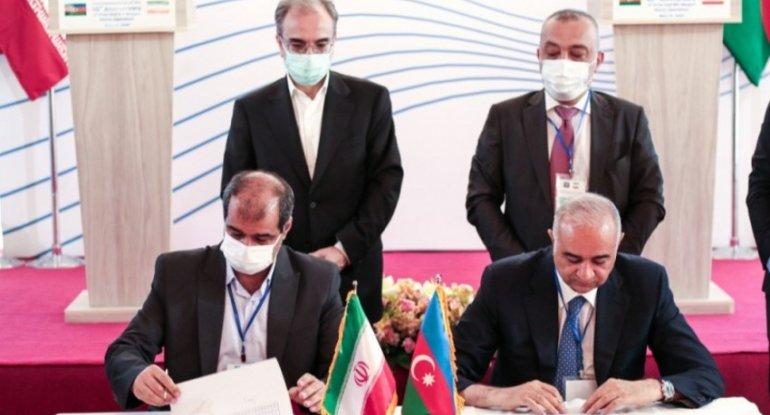 Azərbaycan və İran Araz çayı ilə bağlı protokol imzalayıb