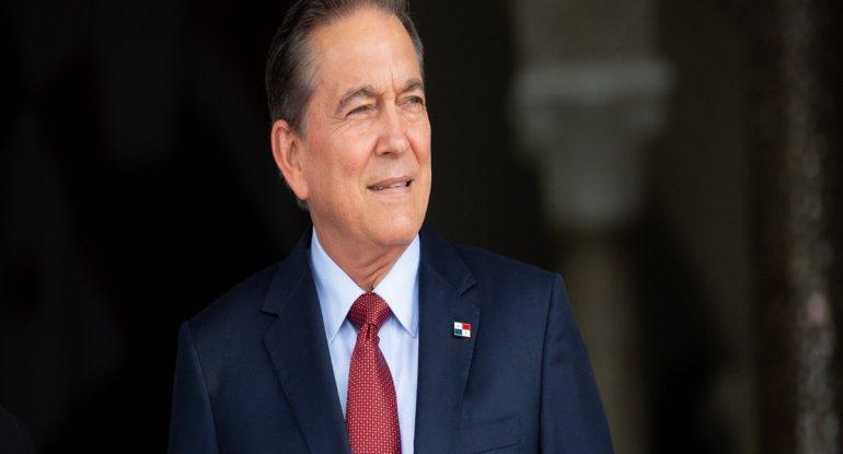 Panama Prezidenti Azərbaycanın dövlət başçısını təbrik edib