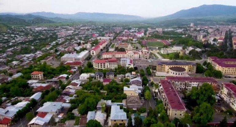 Xankəndi yaxınlığında məscid tikildi - FOTO