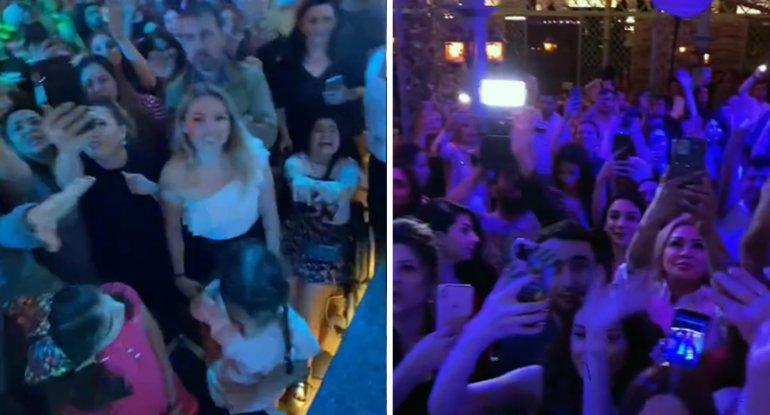 Mustafa Cecelinin Bakıdakı konserti müzakirələrə səbəb oldu - DİN-dən REAKSİYA/VİDEO