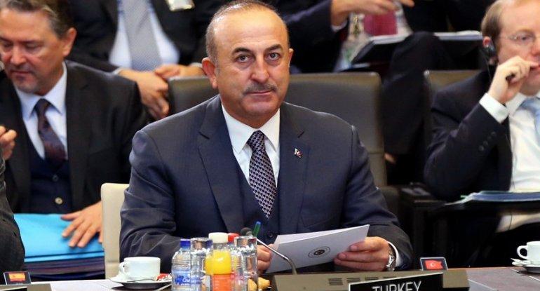"""Çavuşoğlu: """"Türkiyə və Fransa Azərbaycanla Ermənistan arasında sülhü dəstəkləyə bilər"""""""