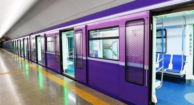 Metrodan istifadə edən sərnişinlərin sayı 2 dəfəyə qədər azalıb - RƏSMİ