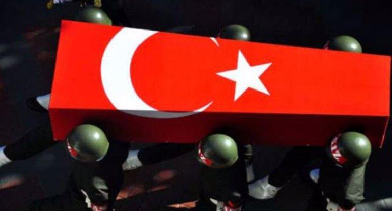 Türkiyədə hərbi bazaya hücum edildi