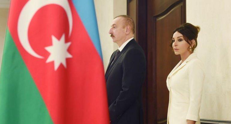 İlham Əliyev və Mehriban Əliyeva Rusiyanın Patriarxına başsağlığı verdilər