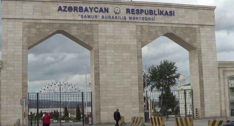 Azərbaycan-Rusiya sərhədi ilə bağlı AÇIQLAMA