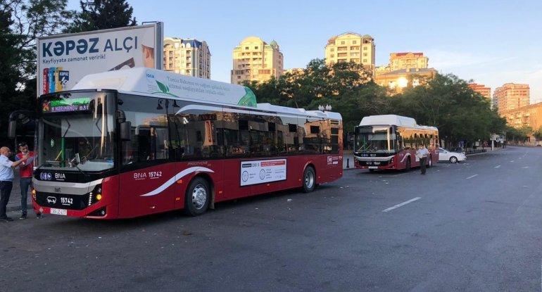 Sabah qeyri-iş günüdür, avtobuslar işləyəcək? - AÇIQLAMA