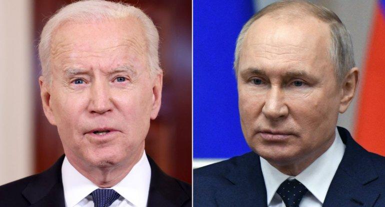 Putin və Bayden arasındakı görüşün saatı və kiçik detalları açıqlandı