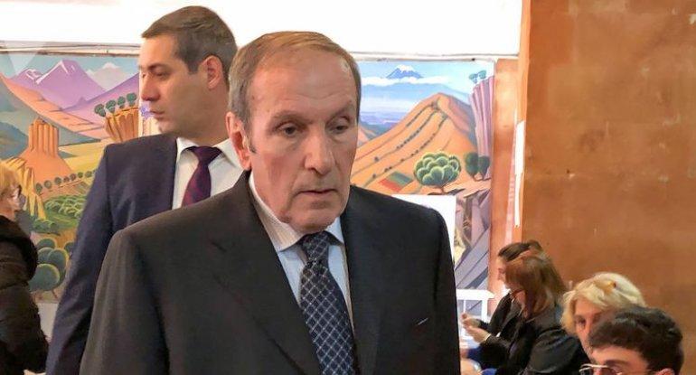 Petrosyandan Qarabağ etirafı: