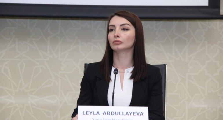 Azərbaycan XİN Ermənistana çağırış etdi