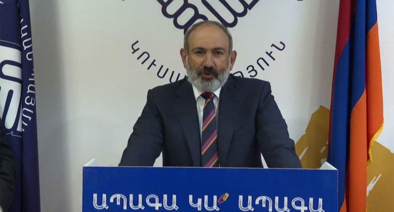 RƏSMİ: Nikol Paşinyanın partiyası seçkilərdə 53,9 %-lə qalib gəlib - YENİLƏNİB